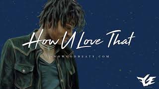 """*FREE* Sahbabii Type Beat 2018 """"How U Luv That"""" x Free A BOOGIE Melodic Type Beat   SnowGod"""
