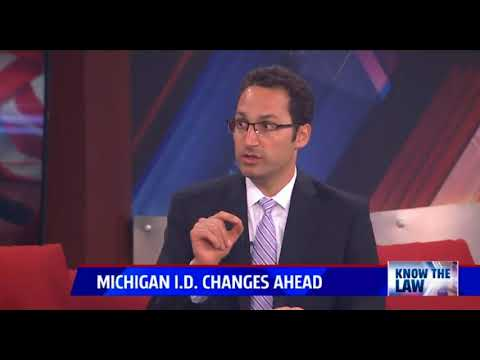 Michigan Driver's License Changes - FOX 17 Know the Law