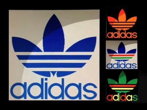 Black Ops 2 emblem - Old School Adidas Logo (Alternates at the End)