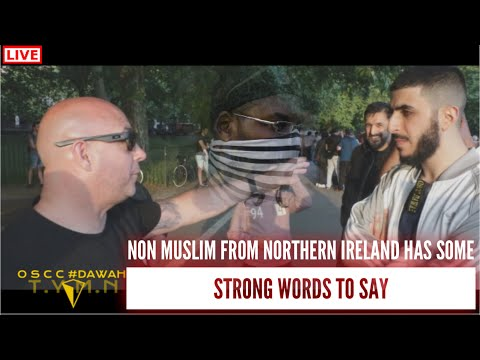 Advice from a non-Muslim from Northern Ireland #AliDawah