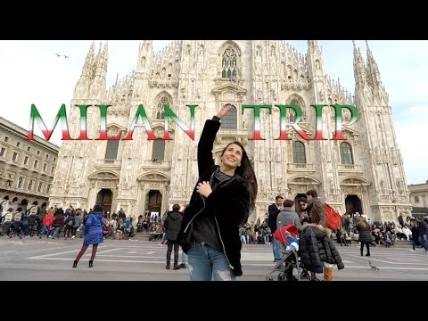 MILAN TRIP [GoPro] - TWO-TRAVELERS - Travel & Lifestyle Blog