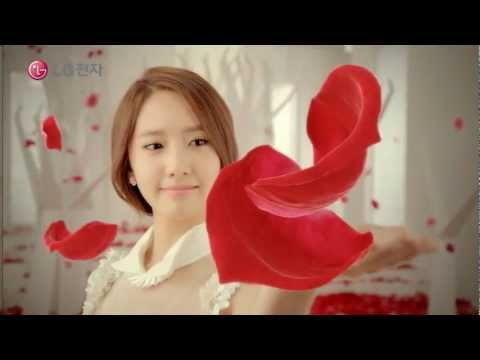 120722 SNSD LG 3D TV Promotion Video