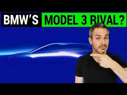 BMW's Answer to Tesla Model 3?