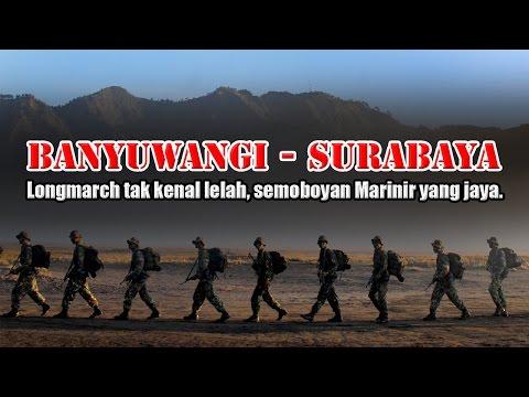 Banyuwangi Surabaya - Lagu Marinir #5