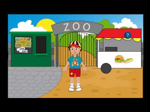 Trip to the zoo for kids review (top app for kids)
