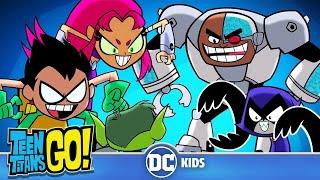 Teen Titans Go! | Bad Luck Pinch | DC Kids