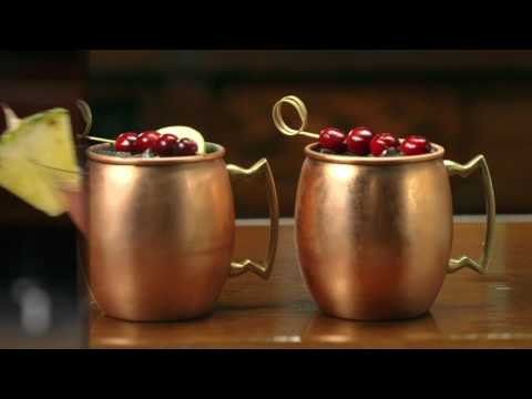Rejuv® RTS Juice - Recipe - Cranberry Moscow Mule & Konstantini
