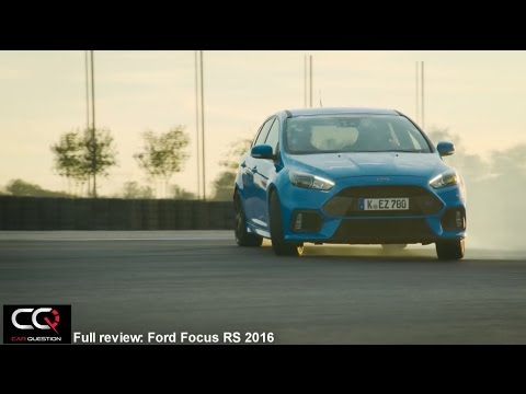 2016-2018 Ford Focus RS - The most complete review EVER!