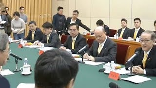 Taiwan Affairs Office praises New Party