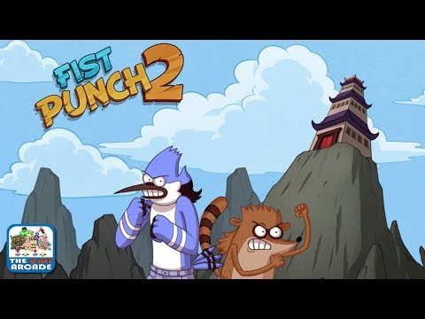 Regular Show: Fist Punch 2 - The Revival of Death Kwon Do (Cartoon Network Games)