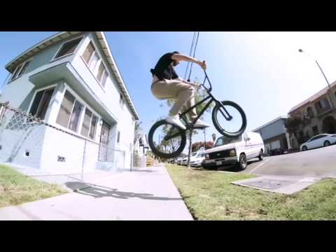 The Come up BMX   TOM VILLARREAL IS THE WHEELIE KING