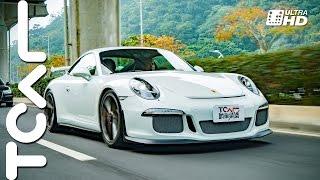 [4K] Porsche 911 GT3 超跑試駕 - TCAR