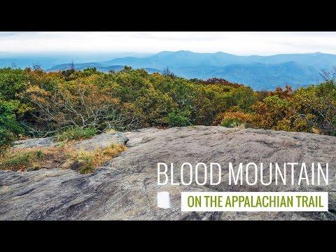 Blood Mountain: hiking the Appalachian Trail in Georgia