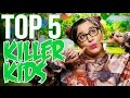 TOP 5 CREEPIEST KIDS WHO KILL featuring The Menendez Brothers  // Dark 5 | Snarled