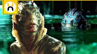 The Shape of Water Monster Explained
