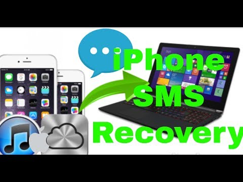 iPhone Message Delete (How to Recover Deleted Text Messages from iPhone 4/4s/5/5s/6/6s/6 plus/7)