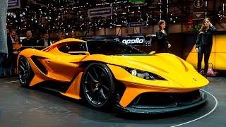 TOP 10 super autos 2016