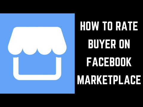 How to Rate Buyer on Facebook Marketplace