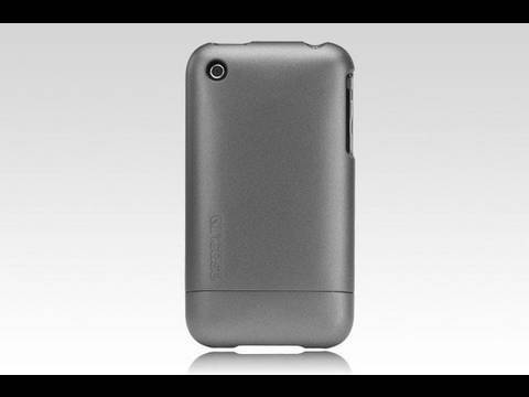 Dock your iPhone or iPod touch with a Case from Incase Slider