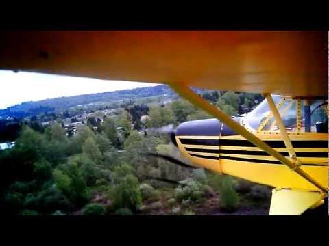 Piper Supercub Onboard Cam