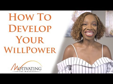 Lisa Nichols - How To Develop Your Willpower