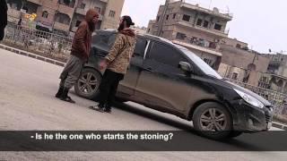 Inside Raqqa: Women