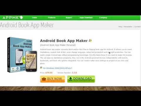 Android magazine App Maker