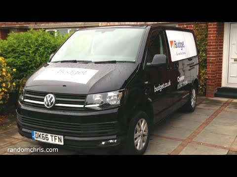 How to Convert a Rental Van into a Campervan in 3 minutes!