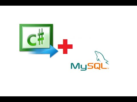 C# Tutorial 1:Getting Started and Mysql database Connection