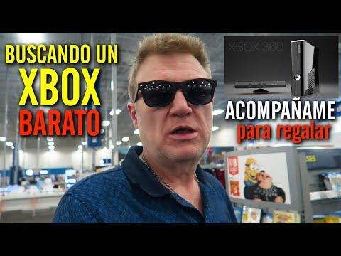 BUSCANDO UN XBOX BARATO PARA REGALAR - ACOMPAÑAME #felipesorteoyounow