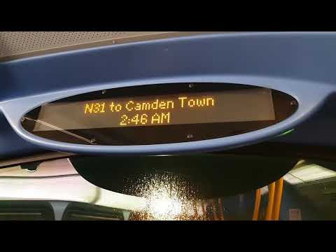 N31 to Camden Town