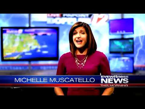 Eyewitness News Promo - AM Weather with Michelle Muscatello