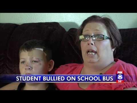 13-year-old bullied on school bus