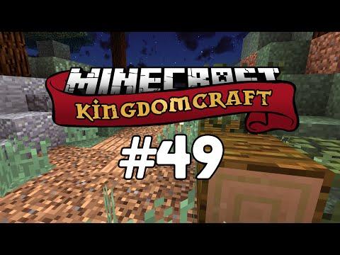 Minecraft Vanilla - Kingdomcraft - 49 - Pathway Work part 592 [Minecraft SMP]