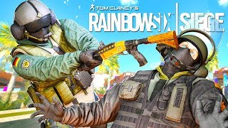 RAINBOW SIX SIEGE FAILS: #3 (Rainbow Six Siege Random Moments Compilation)