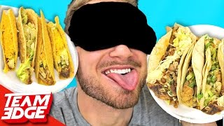 Gross Taco Punishment Challenge!!