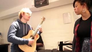 Mahalia And Ed Sheeran Goldrush