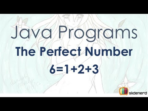 53 Java Perfect Number |