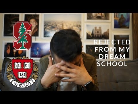 I got rejected from all my dream schools | How to deal with college decision