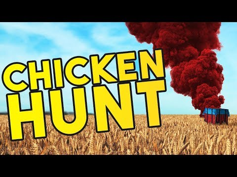 PUBG: Going on a Chicken Hunt with JV!!
