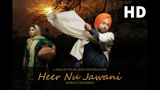 Heer nu Jawani || Simran x Manpreet || Best pre wedding || Piyush Bedi Photography 2019