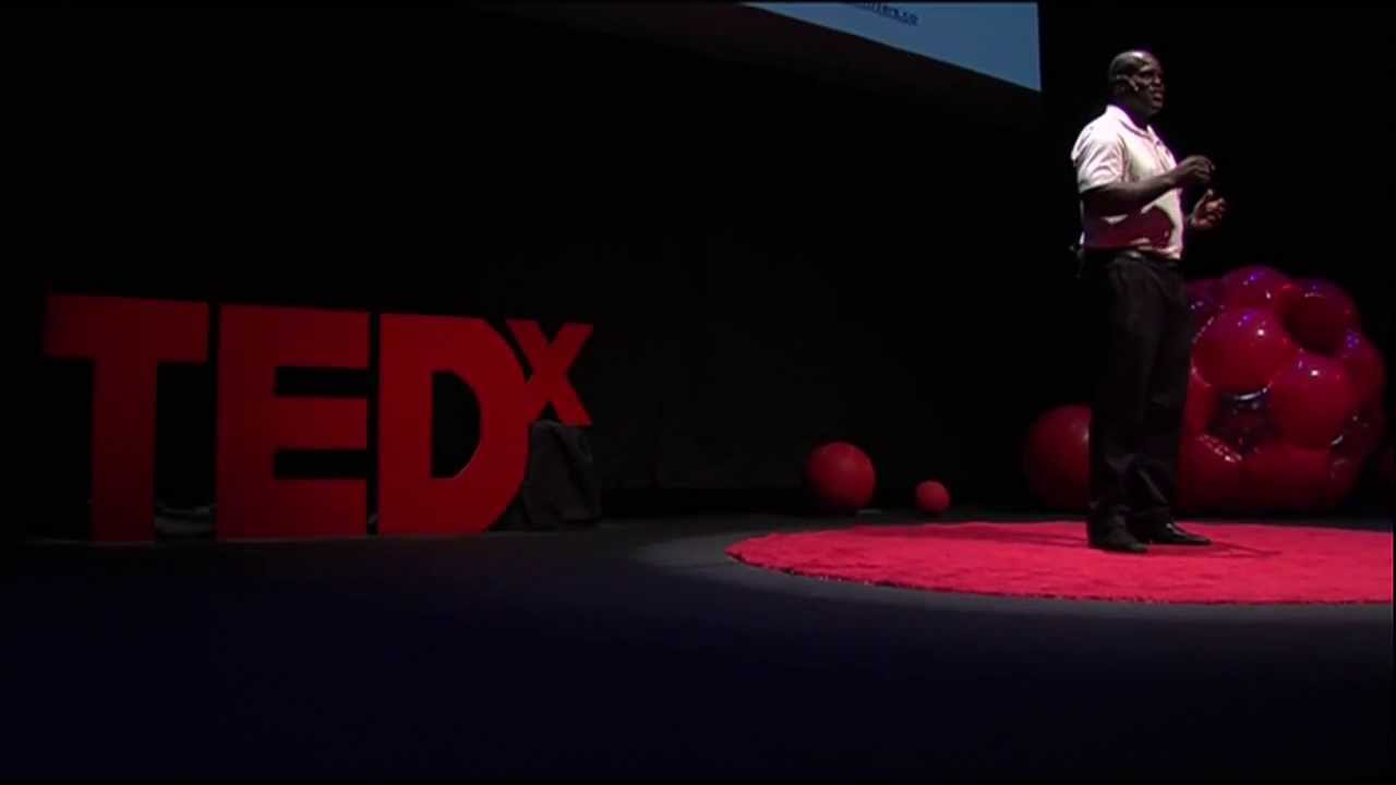 If you want to achieve your goals, don't focus on them: Reggie Rivers at TEDxCrestmoorParkED
