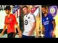 JOAO FELIX VS ROONEY VS NANI   MLS ALL STAR SKILLS CHALLENGE ⚽🎯🔥
