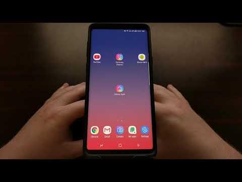 Galaxy Note 9 | Blocking Galaxy Apps Notifications