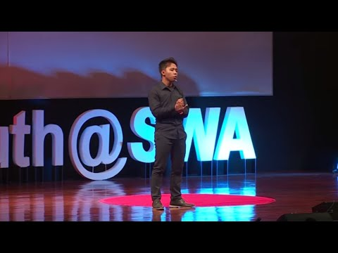 Maintain Your Success | Ricky Aditiya Fandi | TEDxYouth@SWA