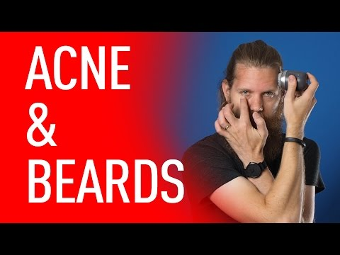 Acne, Beards, and Washing Your Face | Eric Bandholz