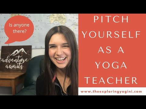 How to Teach Yoga Internationally by Pitching Yourself Travel Yoga Teacher The Exploring Yogini