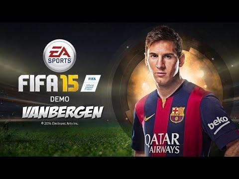 FIFA 15 | Deutsch | FIFA 15 DEMO - Gameplay und Feedback | Let's Play FIFA 15