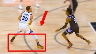 Signature Moves That Changed NBA History