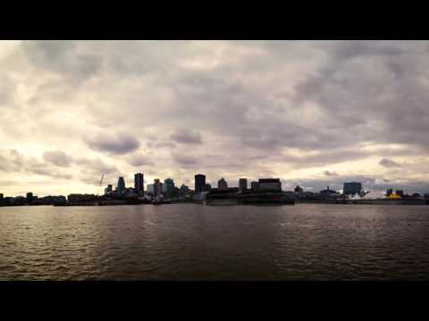 Montreal Old Port Timelapse